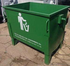 Контейнер для мусора 750 лт - Изображение #1, Объявление #1556467